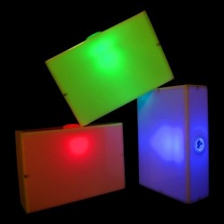 Сигараные коробочки Juggle-Light LED, светодиодные