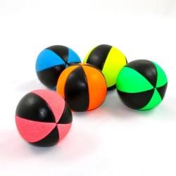 Мяч Pro Star 6 панелей UV, 120г, для жонглирования