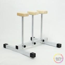 Акробатические цирковые трости (стоялки) на 3 трости 60 см