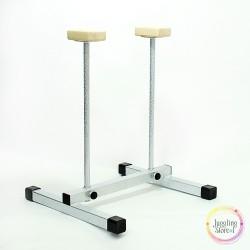 Акробатические цирковые трости (стоялки) на 2 трости 60 см