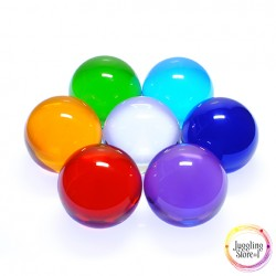 Акриловый шар для контактного жонглирования/мультибола 65 мм
