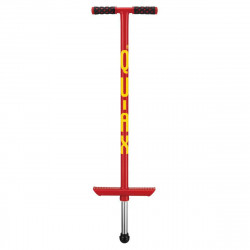 Пого стик (POGO STICK) QU-AX 30 кг, красный цвет