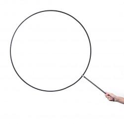 Ракетка Профи 80см облегченная для шоу мыльных пузырей