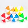 Мяч Juggle Dream Pro Star 6 панелей UV, 120г для классического жонглирования