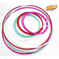 HULA HOOP (обруч) PERFECT HOOP, диаметр 16 мм
