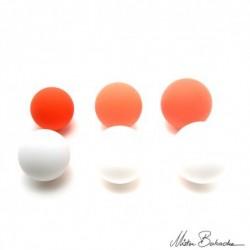 """Мяч для жонглирование """"на отскок"""" (Silicone bounce ball) 63 мм, материал: силикон, 95% отскок"""