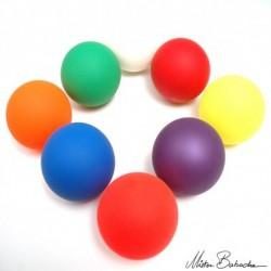 Стейджбол (Stage ball) матовый, 100 мм