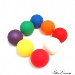 Стейджбол (Stage ball) матовый, 80 мм