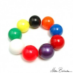 Стейджбол (Stage ball) глянцевый, 72 мм