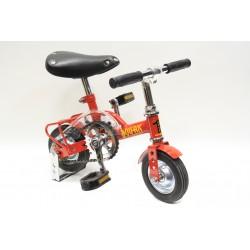 Трюковой мини велосипед (Mini Bike), красный цвет