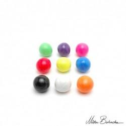 Мяч FLUO 1 цвет, 110 г., для классического жонглирования